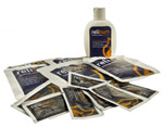 Burn dressings, burn treatments, burns kits